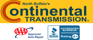 North Buffalo's Continental Transmission Logo